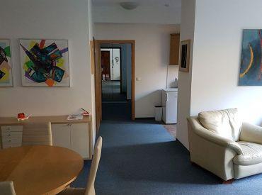 Prenájom - 2izbový byt na Novosvetskej ulici, Horský park - Bratislava.