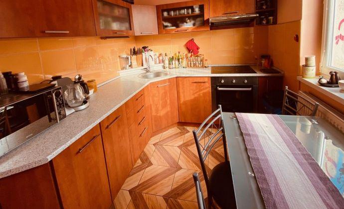 4 izbový byt Martin-Sučany