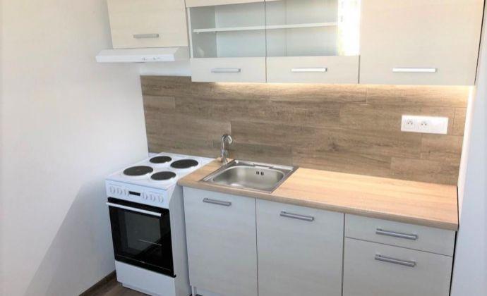 Prenájom nový 1 izbový byt 39 m2 v Prievidzi, kompletná rekonštrukcia