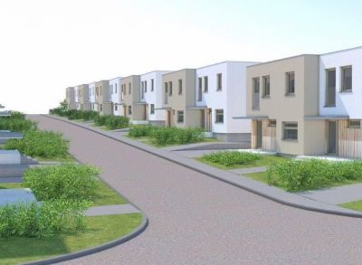 Ponúkame na predaj Rodinné domy v obci Rišňovce časť SALAŠE