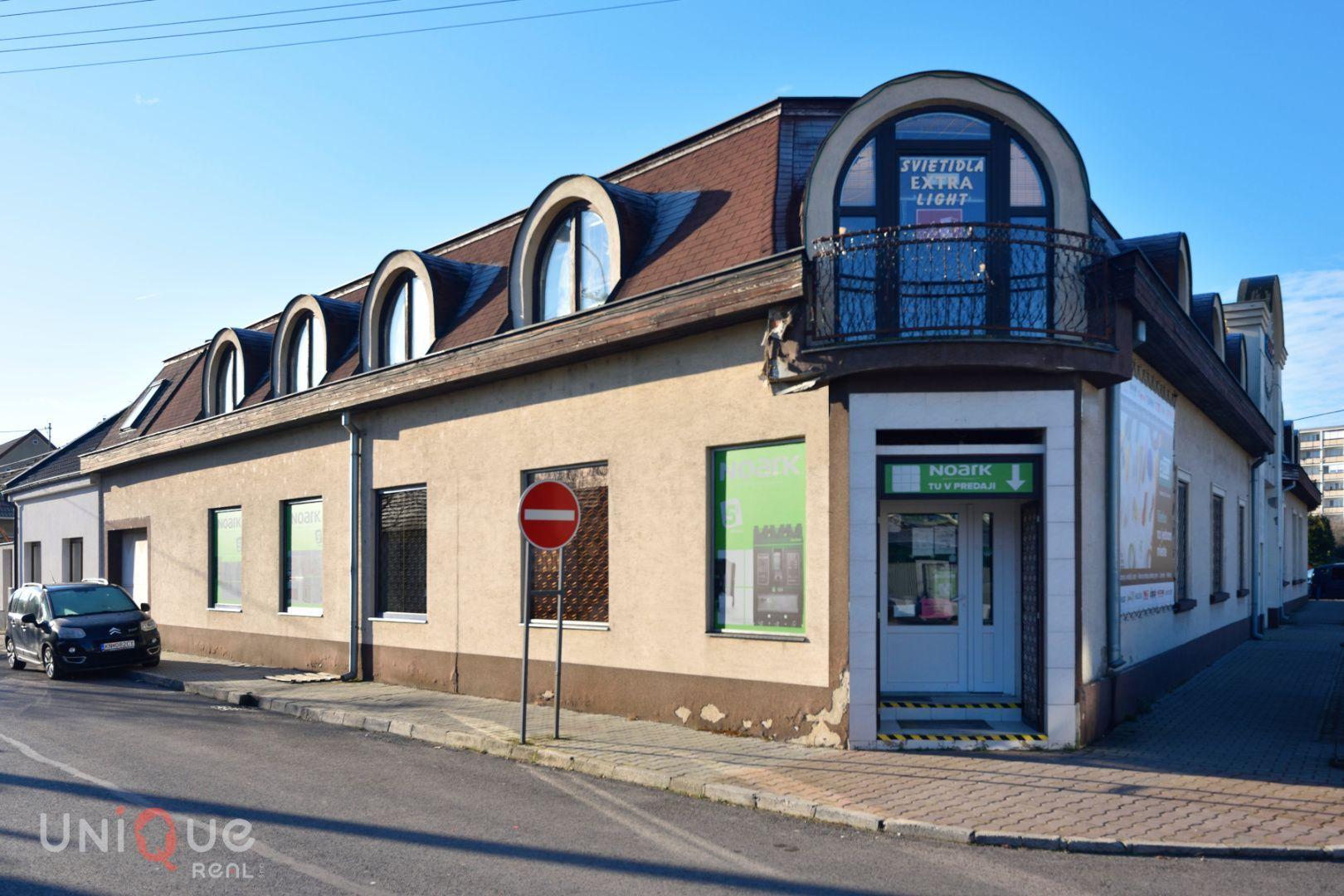 Obchodný objekt-Predaj-Komárno-310000.00 €