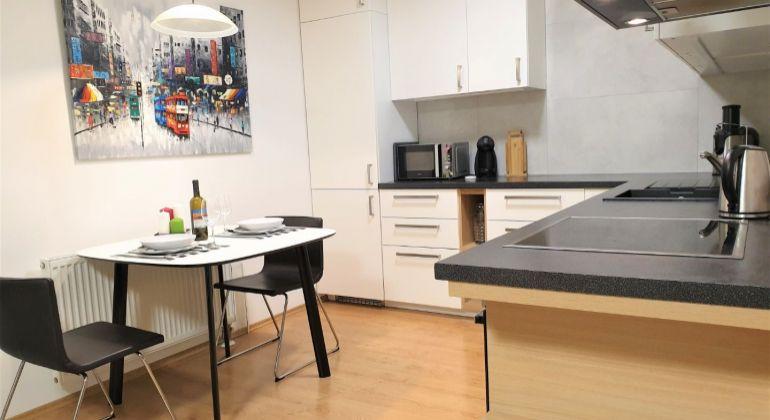 3-izbový byt v SKYBOX, ul. Pajštúnska, Bratislava V, VIDEOOBHLIADKA