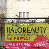 Rodinný dom, Košice-Vyšné Opátske, 395 m², Pôvodný stav