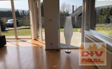 D+V real ponúka na prenájom: 5 izbový rodinný dom, Strmý vršok, Záhorská Bystrice, Bratislava IV, parkovanie, záhrada
