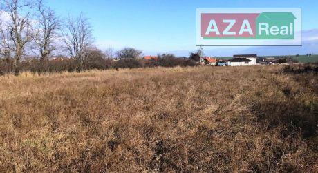 Rezervovaný Investičný pozemok v Budmericiach je na predaj-1285m2