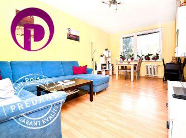 PREDANÉ - 2i byt, 62 m2 – BA-Ružinov: kompletná rekonštrukcia, samostatná kuchyňa, pokojná lokalita plná zelene