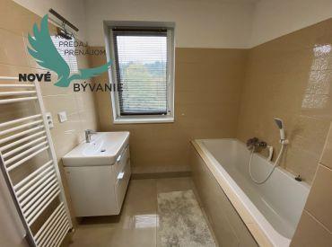 Luxusne zariadený 2 izbový byt v novostavbe