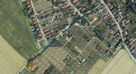 Investičný pozemok v Budmericiach je na predaj-1672m2