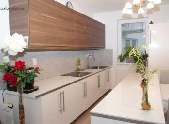 Novostavba 2019 ! Nádherne zariadený 4 izb. byt 115 m2 s murovanou veľkou pivnicou