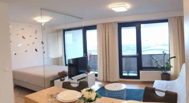 2-izbový byt v novostavbe FLAT 75, ul. Ondreja Štefánka, Bratislava V, VIDEOOBHLIADKA