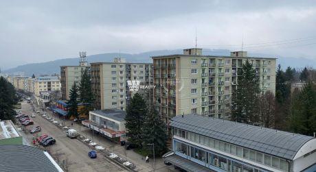 3 izbový byt s dvoma loggiami a balkónom - Bulvár