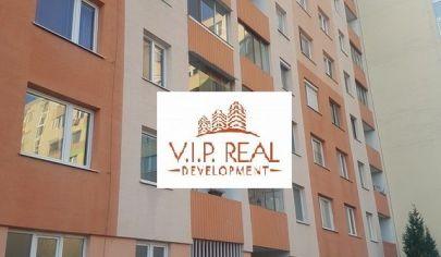 Na predaj 4. izbový byt Petržalka, Humenské námestie.