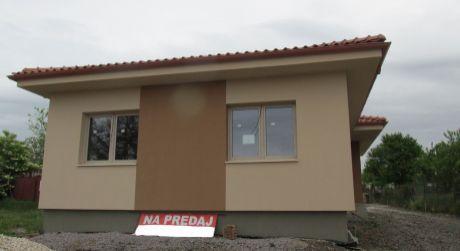 Novostavba rodinného domu v Beladiciach