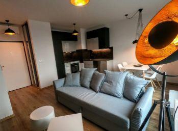 Úplne nový klimatizovaný 2 izbový byt v Slnečniciach