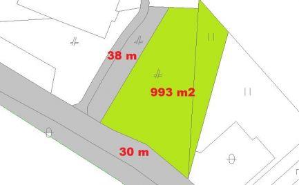 RD - novostavba murovaný bungalow 4+KK,  s pozemkom 993 m2, 10 km od Banskej Bystrice – Cena 175 000€