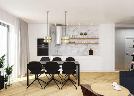 4 izb. strešný byt v Slnečniciach zóna Viladomy