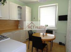 ACT Reality: Na prenájom pekný 4 - izbový byt , kompletná rekonštrukcia, zariadený,  Prievidza, Zapotôčky