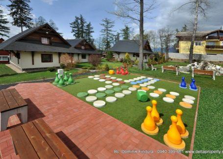 DELTA - Luxusný rekreačný dom na predaj Veľký Slavkov