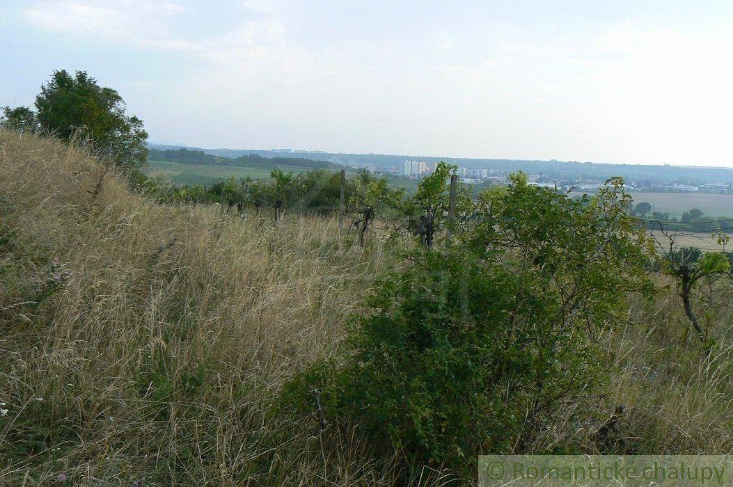 Prírodný pozemok na úpätí Malých Karpát v obci Vinosady, 20 km od Bratislavy