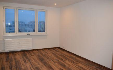 Na predaj kompletne zrekonštruovaný byt na sídlisku Solinky