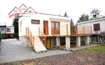 DMPD real Vám ponúka na predaj rekreačnú chatu v obci Nitrianske Rudno.
