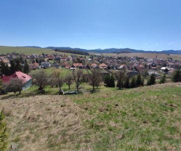 Stavebný pozemok pod Tatrami