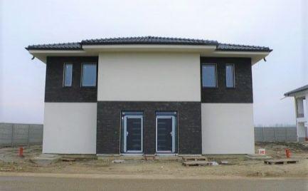 Nové 3 izbové byty s pozemkom v obci Horný Bar