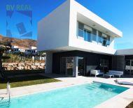 Predaj 3 izbové rodinné vily Essential house 590 m2 Benidorm Španielsko 10101