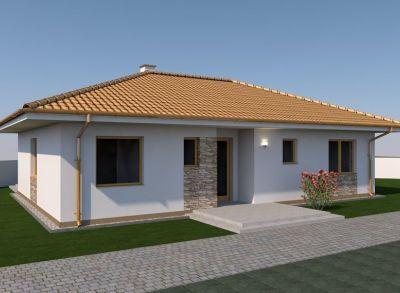 Harmonický 4-izbový rodinný dom v peknom prostredí obce