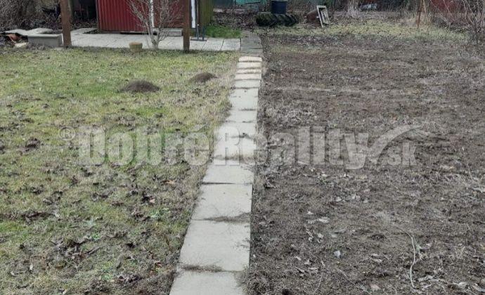 exkluzivna ponuka..3ár záhrada  v časti Elsvit 2.