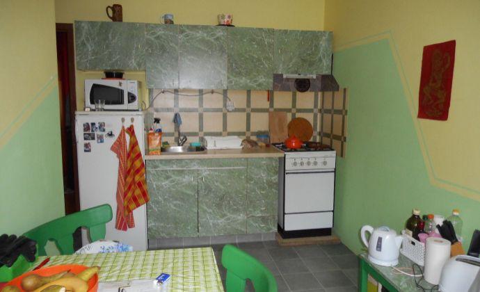 1 – izbový byt Martin-Záturčie, veľkometrážny 48m2