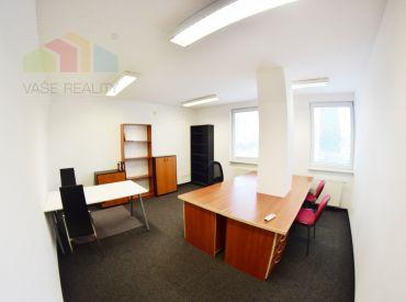 Na prenájom krásny administratívny priestor, 31 a 39 m², Račianska ulica, Bratislava III. – Nové Mesto, klimatizovaný