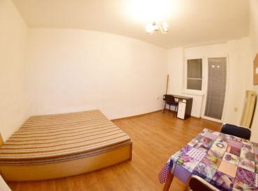 Na prenájom garsónka s balkónom, 27 m², Blumentálska ul., Bratislava I. – Staré Mesto, VOĽNÁ IHNEĎ