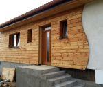 EKO dom, pozemok 544 m2, Trenčianske Jastrabie  Z N Í Ž E N Á    C E N A - novoročná akcia