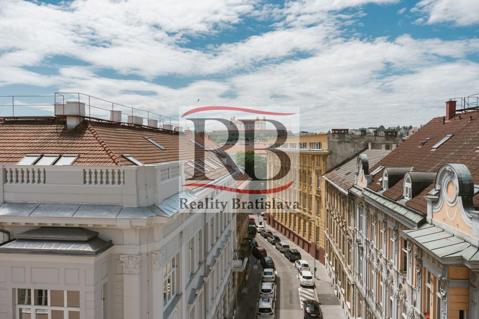 Iný-Predaj-Bratislava - mestská časť Staré Mesto-293400.00 €