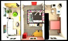 Tehlový 2i zrekonštruovaný byt na prenájom, Michalovce