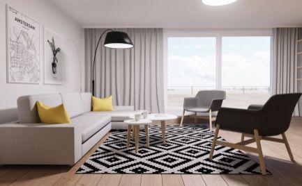 Ponuka 3-izbového bytu s terasou a predzáhradkou