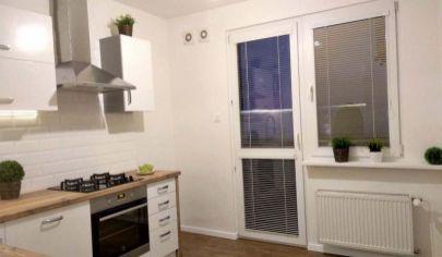 Na predaj kompletne zrekonštruovaný 3i byt v Petržalke