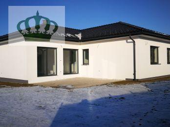Na predaj novostavba, bungalov PREŠOV – 3D VIDEOPREHLIADKA