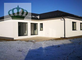 REZERVOVANÉ - Na predaj novostavba, bungalov PREŠOV – 3D VIDEOPREHLIADKA