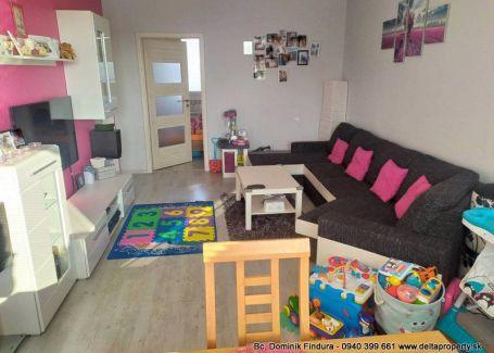 REZERVOVANÉ - Pekný 3-izbový byt s balkónom na predaj Poprad - Juh 3