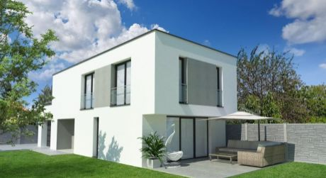 Poschodový rodinný dom-novostavba v Beladiciach