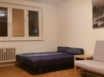 prenájom 1-izbového bytu v peknom prostredí