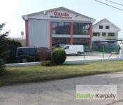 Na prenájom obchod/showroom/sklad o výmere 420m2 a 280m2 , TOP lokalita pri hlavnej ceste Bratislava- Lamač