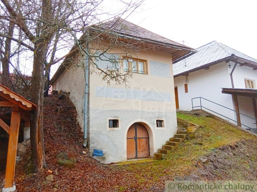 Rekreačná chata-Predaj-Sebechleby-40000.00 €