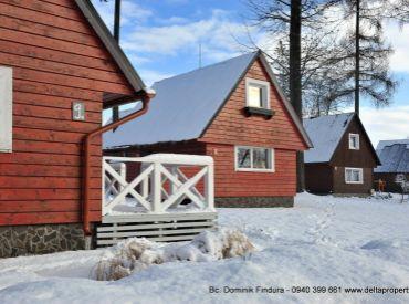 DELTA - Moderná, priestranná chata na predaj Veľký Slavkov