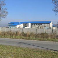 Priemyselný areál, Kráľov Brod, 10927 m², Čiastočná rekonštrukcia