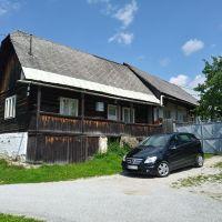 Chata, Pohorelá, 54 m², Pôvodný stav
