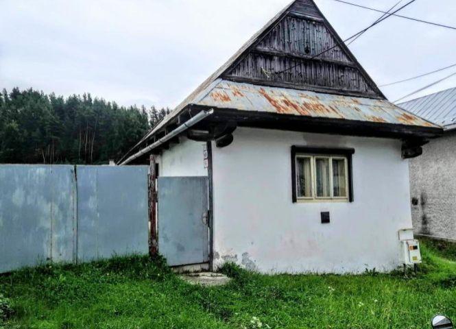chata - Pohorelá - Fotografia 1