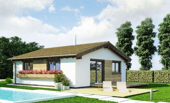 Novostavba rodinného domu Čuklasov - len 11 km od Bánoviec nad Bebrvou.